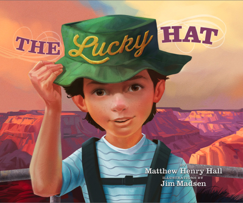 The Lucky Hat Cover